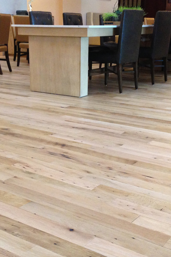 Reclaimed Antique Flooring Smooth Oak Mountain Lumber
