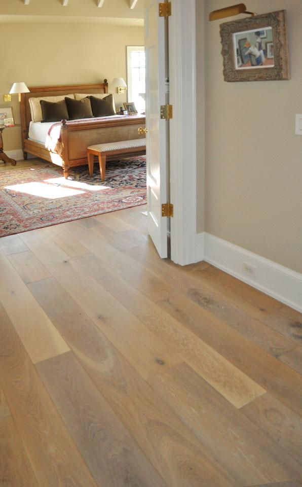 Harvest European White Oak Flooring Mountain Lumber