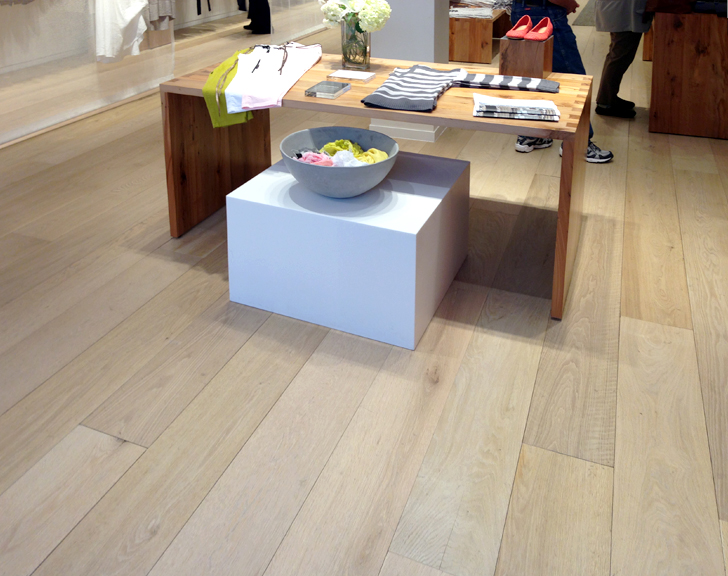 Harvest White Oak Flooring Mountain Lumber