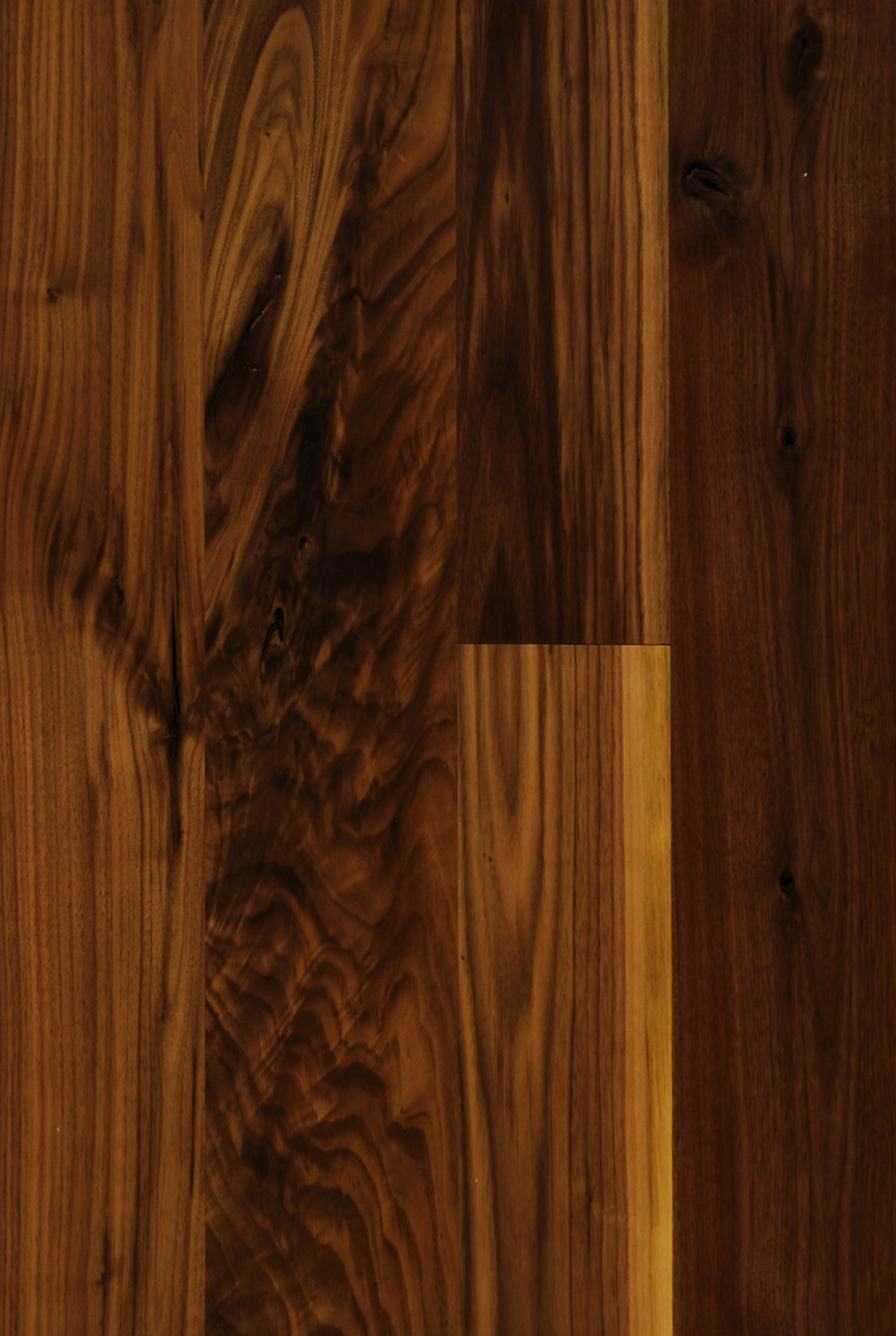 Harvest walnut flooring mountain lumber for Walnut flooring