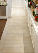 White Washed European Oak Flooring