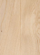 Unfinished European White Oak Flooring - Detail