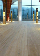 Custom Finish European Oak Flooring