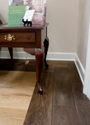 Bordeaux European Oak Flooring - Living Room