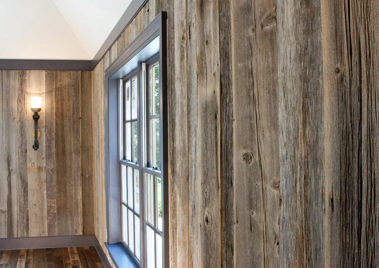Reclaimed Barn Board Mountain Lumber Company
