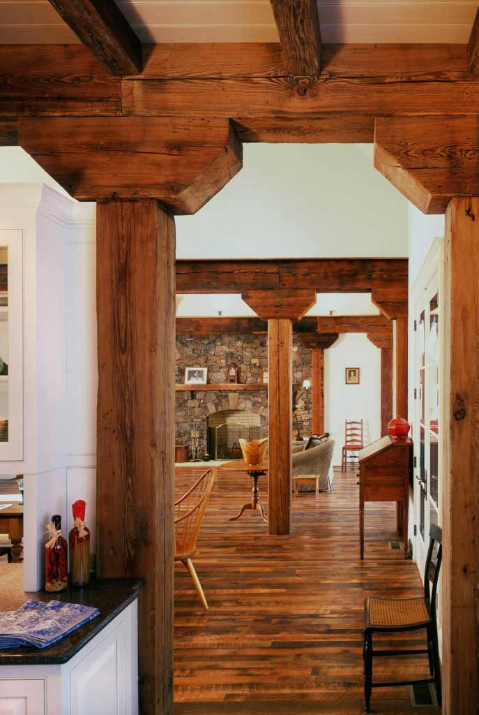Reclaimed Antique Beams Amp Millwork Mountain Lumber Company