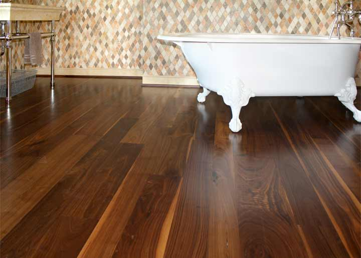 Harvest Walnut Flooring Mountain Lumber Company