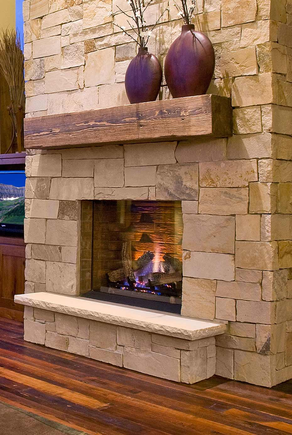 Reclaimed Antique Mantels Mountain Lumber Company