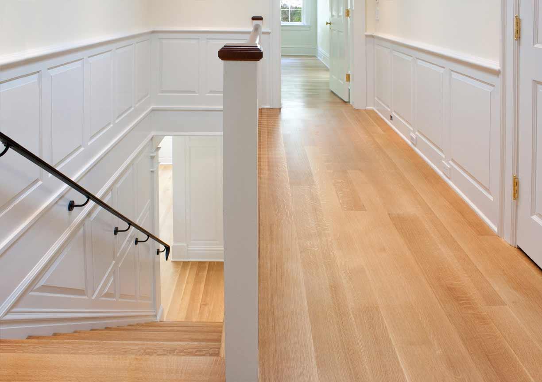 Nashville Tennessee Wide Plank White Oak Flooring | Oak hardwood ...