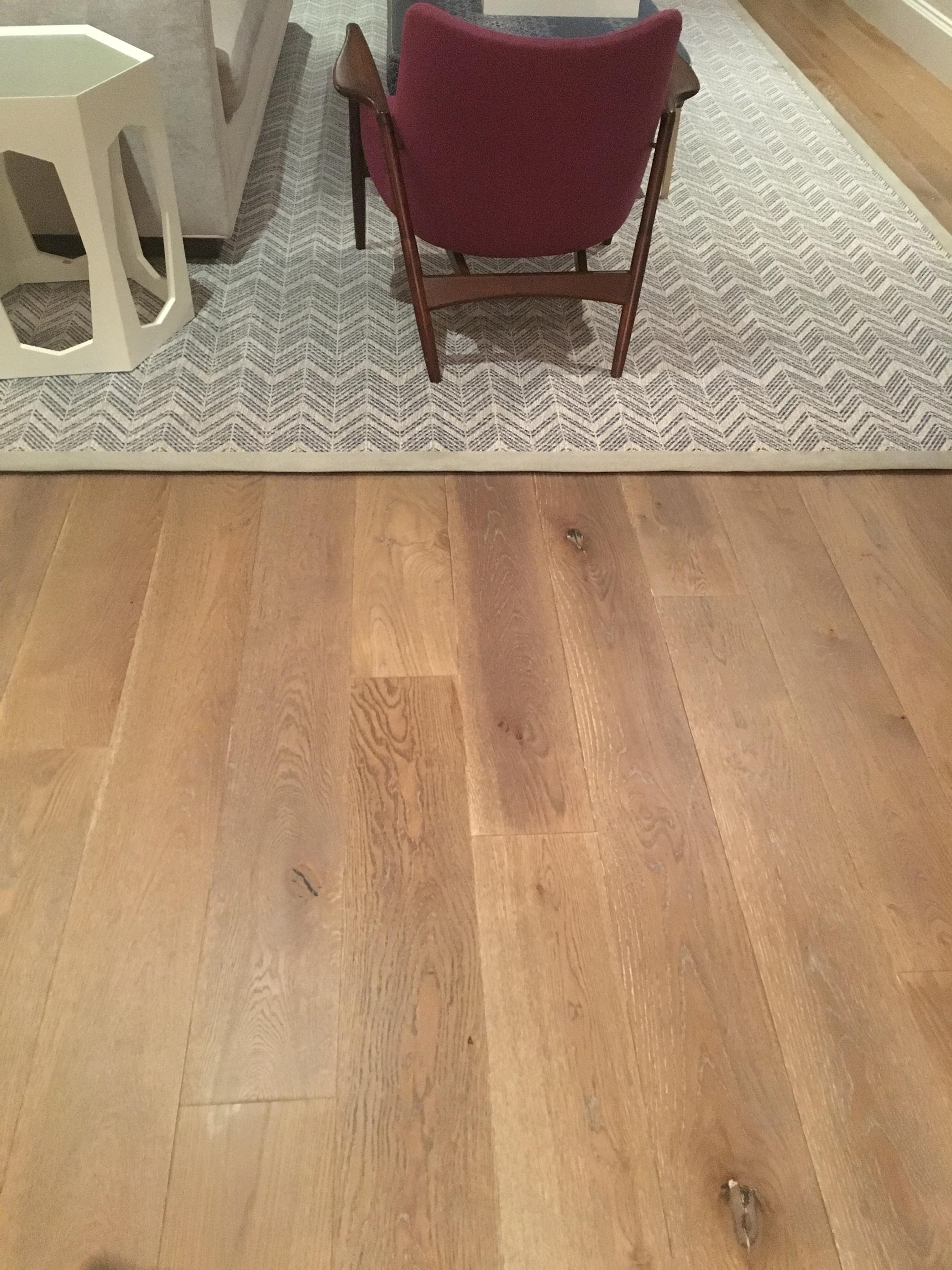 Harvest White Oak Flooring – Mountain Lumber pany